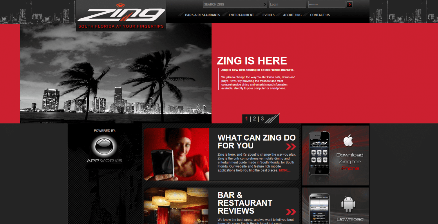 Zing Dining & Entertainment Guide 5