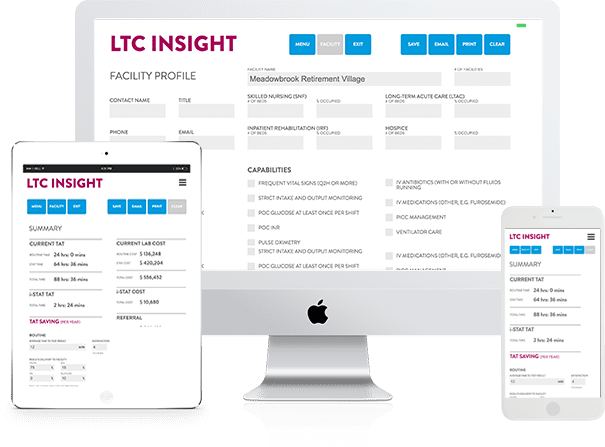Abbott LTC Insight 6