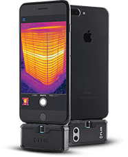Read more about the FLIR ONE case study here